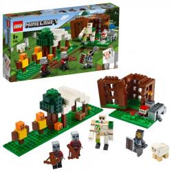 LEGO 21159 KRYJÓWKA...