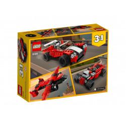 LEGO 31100 SAMOCHÓD SPORTOWY
