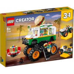 LEGO 31104 MONSTER TRUCK Z...