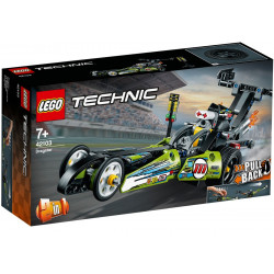 LEGO 42103 DRAGSTER TECHNIC