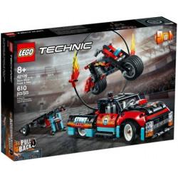 LEGO 42106 FURGONETKA I...