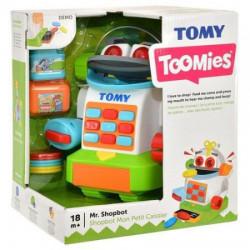 TOMY E72612 PAN ROBOKASJER