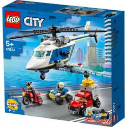 LEGO 60243 POŚCIG...