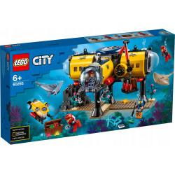 LEGO 60265 BAZA BADACZY...