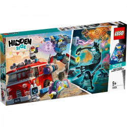 LEGO 70436 WIDMOWY WÓZ...