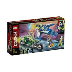 LEGO 71709 WYŚCIGÓWKI JAYA...