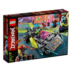 LEGO 71710 LATAJĄCY...