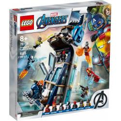 LEGO 76166 WALKA O WIEŻĘ...