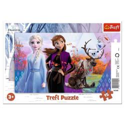 PUZZLE TREFL 15 31348 FROZEN