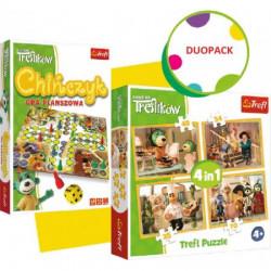 DUOPACK TREFLIKI 90963...