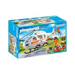 PLAYMOBIL 70048 HELIKOPTER...
