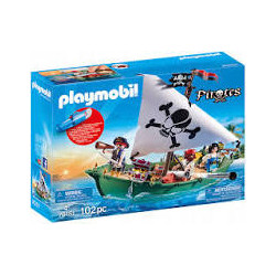 PLAYMOBIL 70151 STATEK PIRACKI