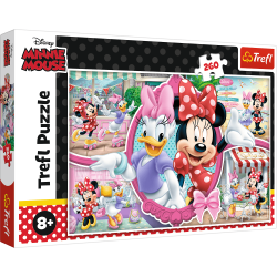 PUZZLE TREFL 260 13263 MINNIE