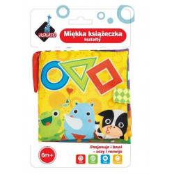 ASKATO MIĘKKA KSIĄŻECZKA 01385