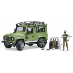 Bruder 02587 Land Rover z...