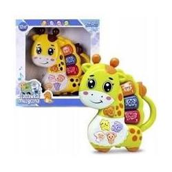 Zabawka muzyczna żyrafa 29049 Artyk