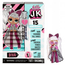 LOL 570745/570752 JK DOLL DIVA