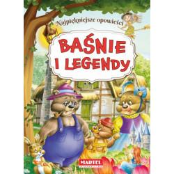 Martel Baśnie i legendy 81383