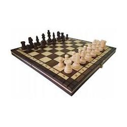 Szachy turniejowe małe 0032...
