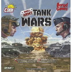 Cobi 22104 Gra Tank Wars