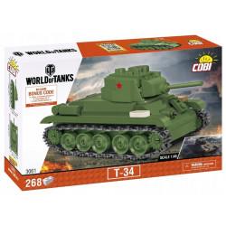Cobi 3061 Czołg T34