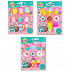 Stnux 5942 Gumki puzzle...
