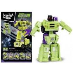 Robot transformujący...