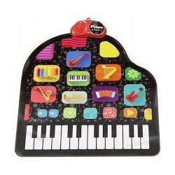Mata muzyczna grand piano...