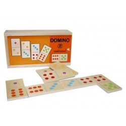 TB 130636 drewniane domino...