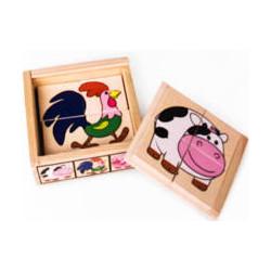 TB puzzle wiejskie...