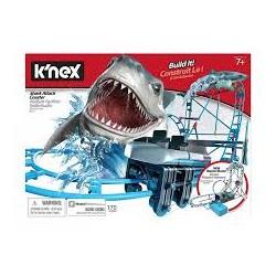 Knex 34041 klocki shark attack