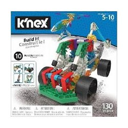Knex 15216 klocki 130...