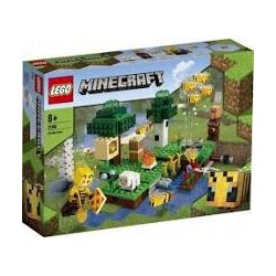 Lego 21165 pasieka minecraft