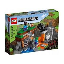 Lego 21166 opuszczona...