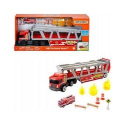 Mattel GWM23 MB wóz strażacki