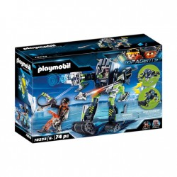 Playmobil 70233 lodowy robot