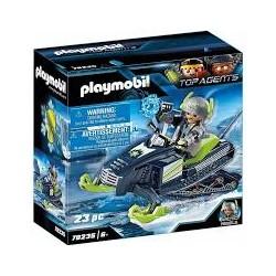 Playmobil 70235 lodowy skuter