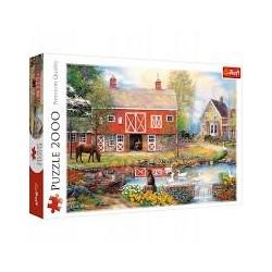 Puzzle trefl 2000 27106...