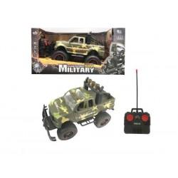 Samochód military suv radio...