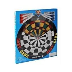 Tarcza z rzutkami dart game...