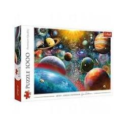 Puzzle trefl 1000 kosmos 10624