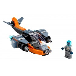 LEGO 31111 CYBERDRON