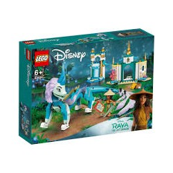 Lego 43184 Raya i smok sisu