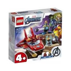 Lego 76170 Iron Man vs Thanos