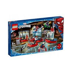 Lego 76175 atak na kryjówkę...