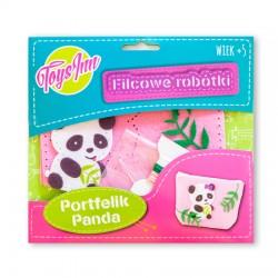 Stnux 6857 portfelik panda...