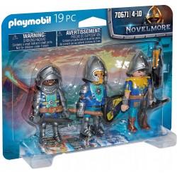 Playmobil 70671 trzech...