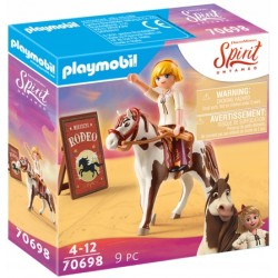 Playmobil 70698 rodeo Abigail