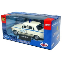 WELLY 1:34 FIAT 125P...