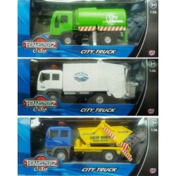 TEAMSTERZ 1370244 CITY TRUCK